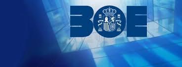 Boletín Oficial del Estado - BOE - Recensioni | Facebook
